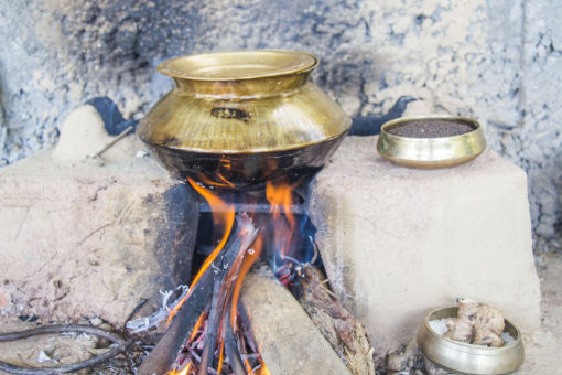 Traditional Himachali Cooking