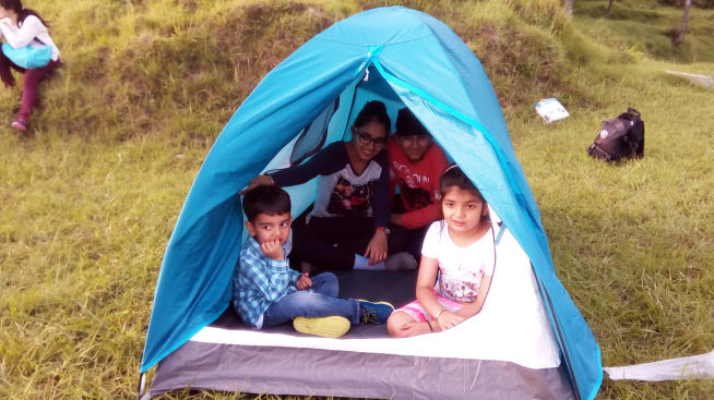 Soft Adventures for Families at Rakkh Resort Palampur